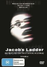 Jacob's Ladder ( DVD ), NEW + SEALED, Region 4, Fast & Cheap Post...3660