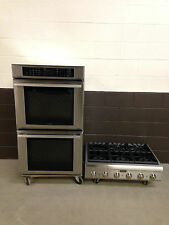 """Thermador PCG366 Range Top 36"""" and ME302JS 30"""" Masterpiece Double Wall Oven"""