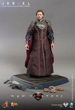 JOR-EL 1/6 Scale 31cm Figur Movie Masterpiece OVP Hot Toys Man Of Steel Superman