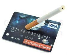 FLOATING CIGARETTE ON A CREDIT CARD TELEKINETIC CIG FLOAT CLOSE UP MAGIC TRICK