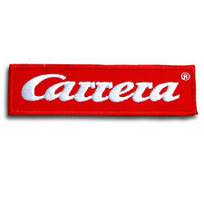 Carrera Patch Embroidered Iron on Badge Emblem applique Porsche Racing Sponsor