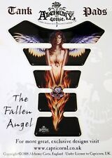 EXCLUSIVE Alchemy Fallen Angel Resin Domed Tank Pad