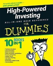 High-Powered Investing All-In-One For Dummies, Amine Bouchentouf, Brian Dolan, J