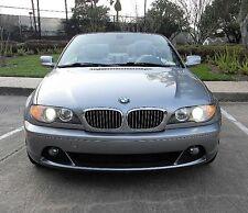 2004 BMW 3-Series Base Convertible 2-Door