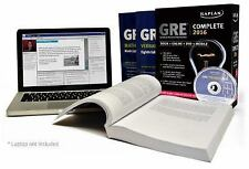 GRE Complete 2016: The Ultimate in Comprehensive Self-Study for GRE by Kaplan