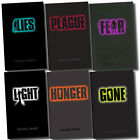 Gone Series Michael Grant 6 Books Plague, Lies, Gone, Hunger Pack, Fear, Light