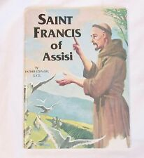 Used Saint Francis of Assisi by Fr. Lovasik SVD St. Joseph Picture Book
