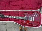 Gibson SG by Tom Waghorn. Hiscox flight case excellent condition