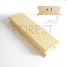 "Guitar fingerboard sanding and gluing radius 9.5"" block -  85x300mm"