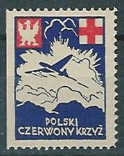 Poland label medicine Red Cross WW II (1)
