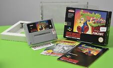 Lemmings Super Nintendo SNES OVP Sammlung by Game-Planet-shop