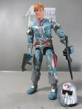 COBRA COMMANDER vers 22 GI Joe 2005 Comic Pack COMPLETE w/ REMOVABLE HELMET GUNS