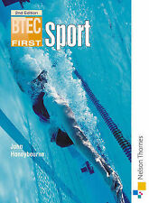 BTEC First Sport Textbook 2nd Edition, John Honeybourne