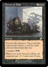 DECREE OF PAIN Scourge MTG Black Sorcery RARE