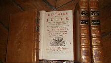Histoire des Juifs depuis Jesus-Christ jusqu'à présent. 1716