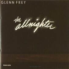 CD - Glenn Frey - The Allnighter - #A1442 - RAR