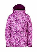 2017 NWT 686 YOUTH FLORA INSULATED JACKET WING girls M Medium ay172