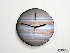 Jupiter Moon - Wall Clock