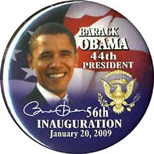 2009 Barack Obama 44th President Inauguration Button (2321)