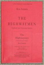 THE HIGHWAYMEN ~ KEN AULETTA ~ UNCORRECTED PROOF ~ UPDATED & EXPANDED ~ 1st PRNT