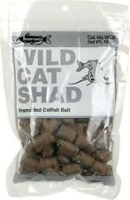 Wild Cat Pre-Molded Catfish Bait 12 Ounce. - Wildcat Shad Dough Balls