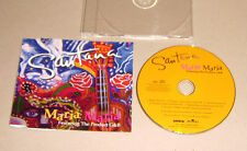 Maxi Single CD Santana - Maria Maria  6.Tracks 2000   sehr gut  MCD S 7