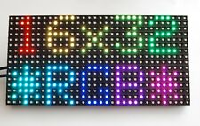 Adafruit 16x32 LED Display, perfect for Arduino or BeagleBone!