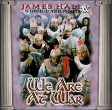 James Hall We Are at War--BRAND NEW FACTORY SEALED---cd1