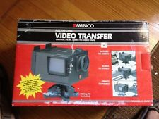 New Ambico All In One Video Transfer Machine