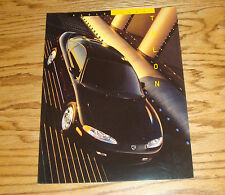 Original 1995 Eagle Talon Foldout Sales Brochure 95