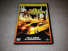 The Fast and the Furious. Tokyo Drift (2006) DVD - EX N