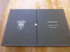 SUPER 200s, CASHMERE & QIVIUK SUITING BY DORMEUIL MADE IN ENGLAND
