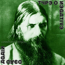 Type O Negative Sticker Rock Band Metal Music Logo Car Bumper Death Vinyl Decal