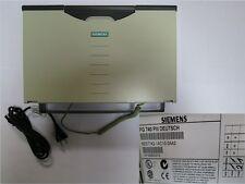 Siemens PG 740 PIII Deutsch 6ES7742-1AC10-0AA2 17-1 #2264