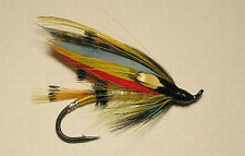 Ackroyd Full Dress 1/0  Atlantic Salmon / Steelhead