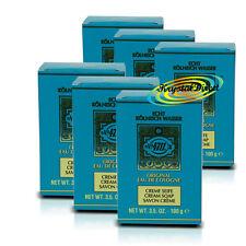 4711 Muelhens Original Eau De Cologne Cream Soap 100g x6