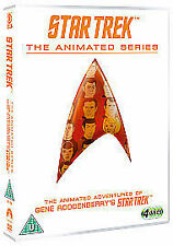 STAR TREK - THE COMPLETE ANIMATED CARTOON CULT TV SERIES DVD BOX SET BRAND NEW