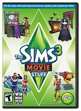 The Sims 3 Movie Stuff (PC/Mac Games) - FREE SHIPPING