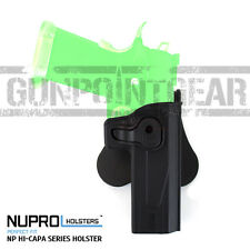 NEW NUPROL Retention Holster Tokyo Marui & WE HI-CAPA Hi CAPPA Airsoft E Force