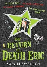 The Return of Death Eric, Sam Llewellyn, New Book