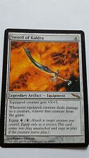 1x SWORD OF KALDRA - Rare -  Mirrodin - MTG - NM - Magic the Gathering