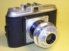 Agfa Isola I (6x6cm) in extremely good condition!