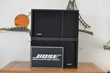 BOSE 301 SERIES III DIRECT/REFLECTING BOOKSHELF SPEAKERS - BLACK 441485