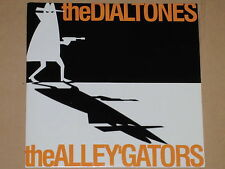 "The dialtones-the Alley 'Gator - 7"" EP 45 NM white vinyl"