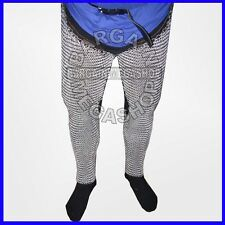 Halloween Costumes , Halloween Costume Ideas, Medieval Chainmail Leggings