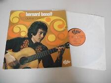 LP Folk Bernard Benoit - Guitare Celtique (10 Song) KELENN REC