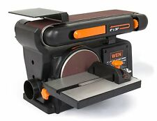 New WEN 6502 4 x 36-Inch Belt with 6-Inch Disc Sander Woodworking Home Shop