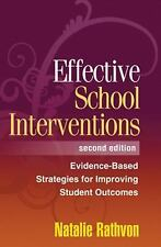 Effective School Interventions, Second Edition: Evidence-Based Strategies for Im