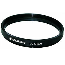 Agfa Photo 58mm UV Ultraviolet  Filter 58