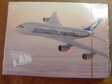 Singapore Airlines A380 Playing Cards Special Edition Year 2015